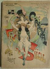 Arte, almanaque Fin de siecle, parís 1900, Jugendstil, 6