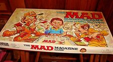 Mad Magazine  Board Game Parker Brothers 1979 Vintage Complete