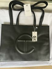 Telfar Shopping Bag Medium Black