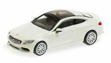 MINICHAMPS 870037021 Mercedes Benz C-63 Coupé Blanc Ho 1:87 Neuf