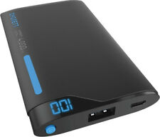 New Cygnett - CY1998PBCHE - 4000mAh Portable Power Bank - Blue