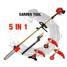 Brush cutter 5-1 lawn mower grass trimmer tree pruner Bushcutter Whipper Snipper