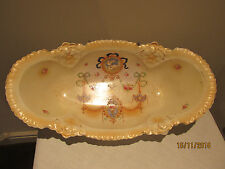 CROWN POTTERY ETRUSCAN RECTANGULAR BOWL. c.1905-1910.
