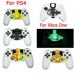 For Sony PS4 Racing Game Controller Mini Steering Wheel Replacement Accessories