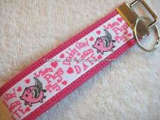 DADDY SAYS I CAN DATE WHEN PIGS FLY Key Fobs (really cute keychains)