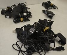 Lot of 18 Assorted Lg Cell Phone Wall Chargers Ta-P02 / Sta-P52 Free Shipping