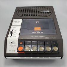 Vintage Marantz Superscope C-170 A/C Portable Cassette Recorder Player