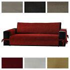 Salvadivano Copridivano 2 posti con lacci per divano Seduta cm 110