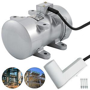 Concrete Vibrator 550W Motion Table Vibrating Construction Vibration Motor 220V