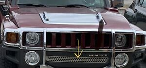 🇺🇸 Hummer H3 Grille Cover