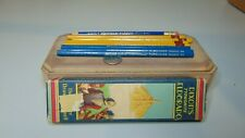 Vintage Dixon'S 6H Box Typhonite Drawing Pencil With Other Pencils In It