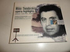 Cd   Opera Highlights  von Mikis Theodorakis