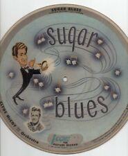 VOGUE PICTURE DISC  RECORD    Clyde Mc Coy    Sugar Blues  / Basin Street Blues