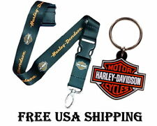 ID Holder NEW Badge Harley Davidson Insurance Retractable Key