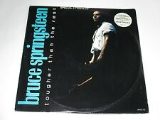 """Bruce Springsteen Tougher Than The Rest/ Roulette/Born to Vinyl 12"""" EP UK Import"""