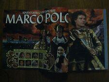 1982  TV Guide(MARCO POLO/KEN MARSHALL/TRINI ALVARADO/GERI  JEWELL/THE CONCORDE)