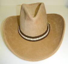 e4d4707d5db Levi Strauss   Co Cowboy Western Hat Tan Corduroy San Francisco Size ...