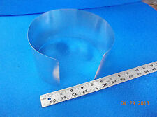 """Fold-able Aluminum WINDSCREEN for Alcohol Stoves approx. 4"""" x 20"""""""