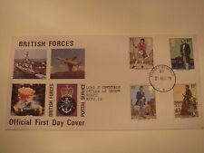 Military Issue British Forces Official FDC 22.8.79 Forces Post Office Handstamp