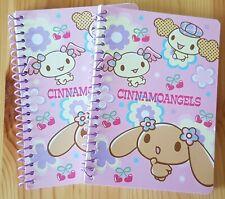 Sanrio Cinnamoangels  Notebook 2 pcs, New. Konvolut.