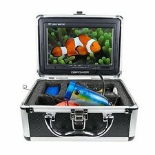 "30m 7"" Color LCD Underwater Video Fishing Camera With 600TV Lines Fishing Camera"