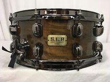 "Tama SLP G-Maple 14"" Diameter X 6"" Deep Snare Drum/Kona Mappa Burl Finish/New"