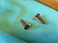 Marlin 60 .22 Rifle Butt Plate Screws - Stainless