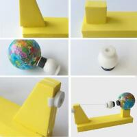 DIY Earth Moon Gravity Geography Model Kids Scientific Experiment Toys Gidts