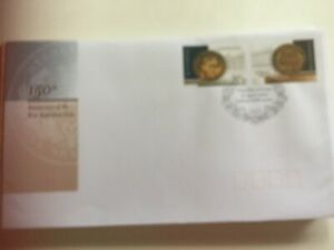 Australia First day cover 2005 150th anniversary 1st Australian coin Sydney 2000