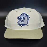Georgetown Hoyas Vintage 90's Nu Image Back Spell Out Snapback Cap Hat - NWT