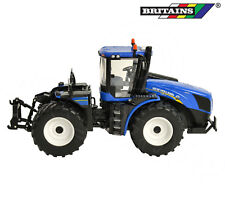 Britains 43193 - T9 New Holland T9.530 Tractor Detailed Model Toy 1:32 Scale
