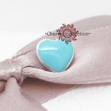 Pandora, S925, NEW, Blue Heart, Love, Boy, Family Petite 792169EN41 - 796427EN41