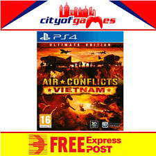 PlayStation 4 Ps4 Game Air Conflicts Vietnam Ultimate Edition