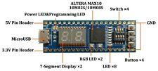 STEP-MAX10 (Intel/Altera) FPGA development board