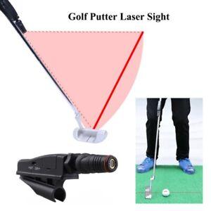 Golf Putter Laser Sight Pointer Aim Putting Line Aid Improve Training Corrector