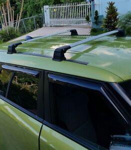 Silver Roof Rack Cross Bar for Mazda MPV 2006-2016