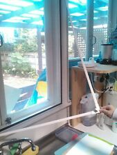DIY Magnetic Fly Screen for Windows with PVC Frame