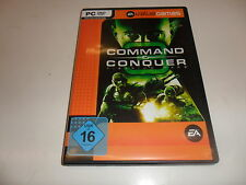 PC  Command & Conquer 3: Tiberium Wars