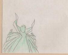 Spawn Prod Drawing cel 1997 Todd McFarlane A24 HBO Animated Series Menacing!