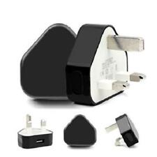 USB WALL CHARGER MAINS PLUG ADAPTER FOR MOBILE PHONE X 8 PLUS 7 6 5 IPOD IPAD CE