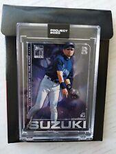 New listing 2020 Topps Project 2020 #1 Ichiro Suzuki SP/1334 Ben Baller 1st ever card W/Box