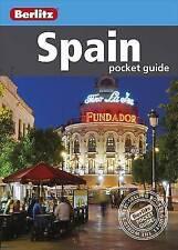 Berlitz Spain Pocket Guide; Paperback Book, 9781780041360, ISB028