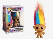 Funko Pop Trolls: Good Luck Trolls -  Rainbow Troll Vinyl Figure #44604
