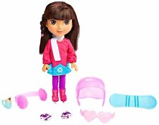 Fisher Price Dora Friends Winter Theme Doll Ages 3+ New Toy Play Girls Gift Fun