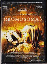 David Cronenberg: CROMOSOMA 3. España tarifa plana envío DVD, 5 €
