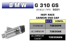 LIGNE COMPLETE ARROW INDY RACE DARK BMW G310 GS 2017 / 2018 / 2019 / 2020