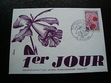 FRANCE - carte 1er jour 29/7/1967 (floralies internationales) (cy56) french