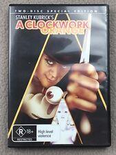 A Clockwork Orange (Dvd, 2007) Region 4