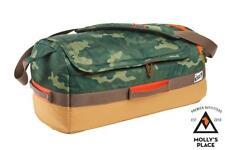 Kelty 24668117GC, Dodger Duffel 40 Liter Bag Green Camo w Canyon Brown