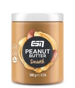 ESN Peanut Butter Erdnussbutter 1000g (11,89€/Kg) Mega Aktion